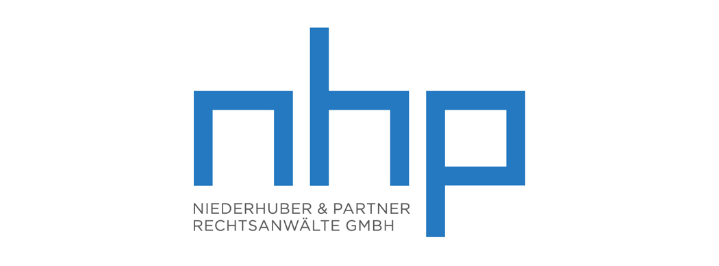 Logo of Attorneys at law  Niederhuber & Partner