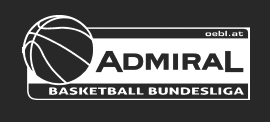 Logo Ordentliches Mitglied Admiral Basketball Bundesliga - Ordinary Member Admiral Basketball National League